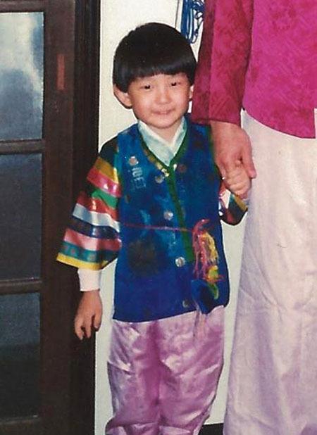 Foto Childhood Photo of Lee Joon Ki/ Lee Joon Gi 1