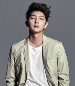 The Handsome Lee Joon Ki in a Photshoot
