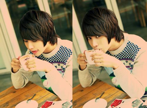 Foto Lee Joon Ki Debut Cute Picture 2