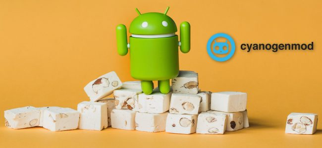 CM14.1 Android Nougat