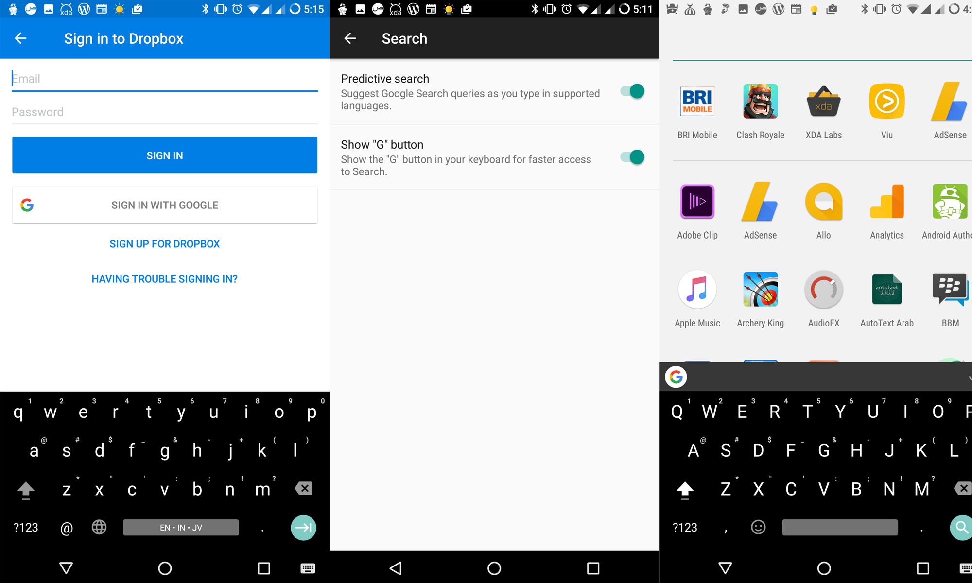 Gboard Untuk Android Sudah Rilis
