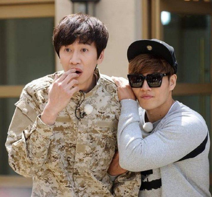 Lee kwang soo dan kim joong kook dating