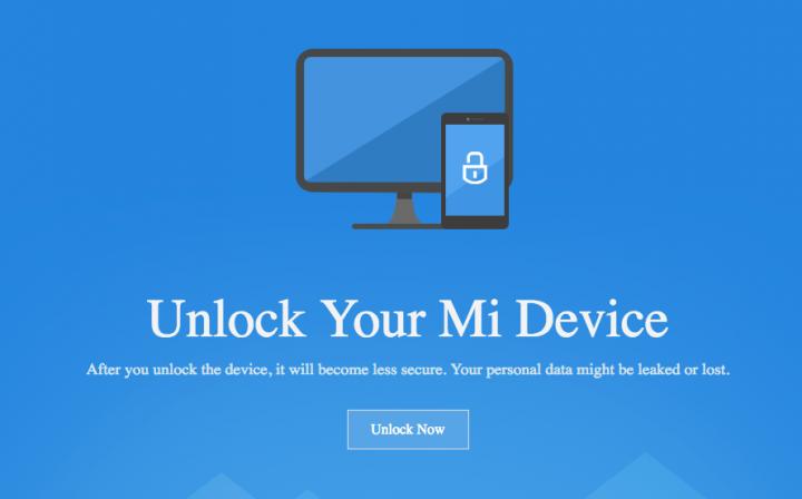 Proses Unlock Xiaomi Mi5