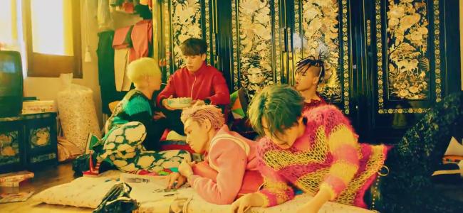 Teaser Big Bang Made Album 5