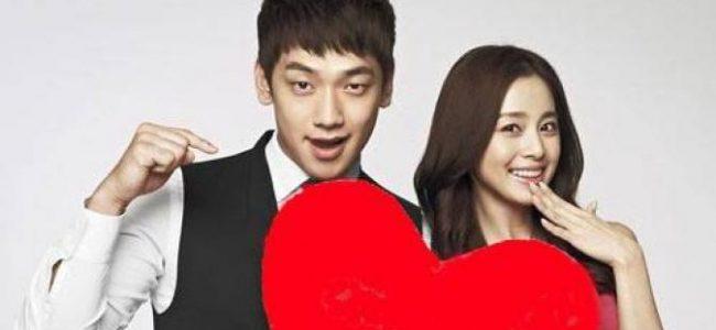 Rain And Kim Tae Hee Getting Married 3