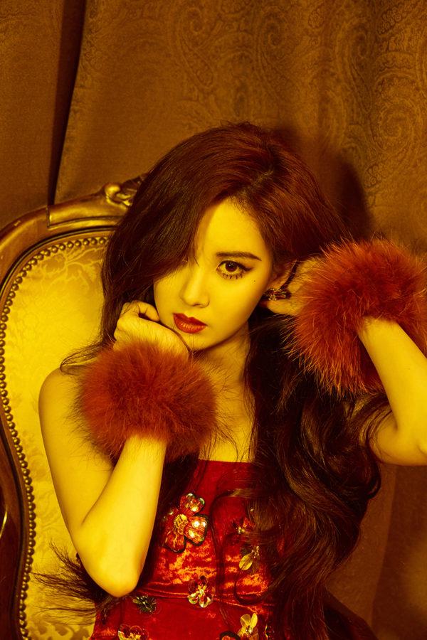 Seohyun's Teaser For Solo Debut Album 1