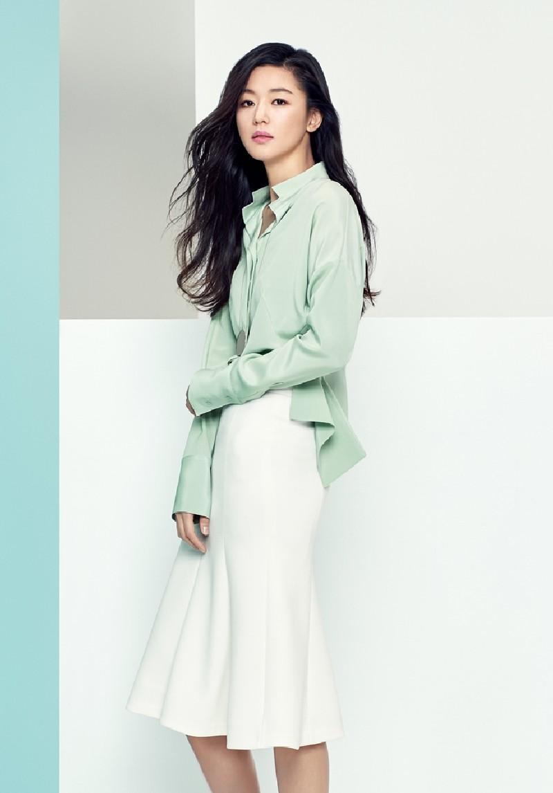 Foto Terbaru 2017 Jun Ji Hyun untuk Brand MICHAA – Jauhari.NET