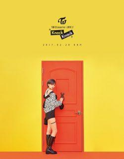 TWICE Knock Knock Poster Jeongyeon