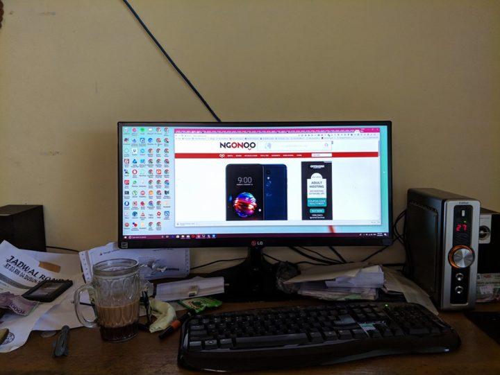 Pindah Sistem Operasi Tanpa Install Dengan System Clone