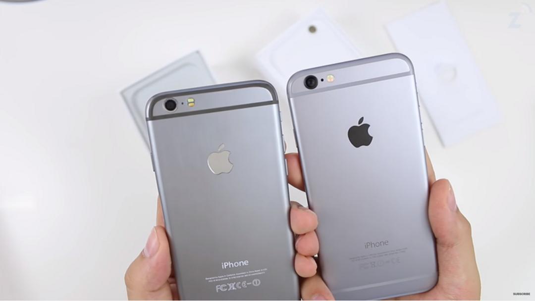 Cara Membedakan IPhone Asli Atau IPhone Palsu