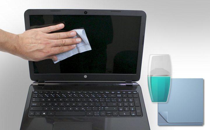 Membersihkan Laptop