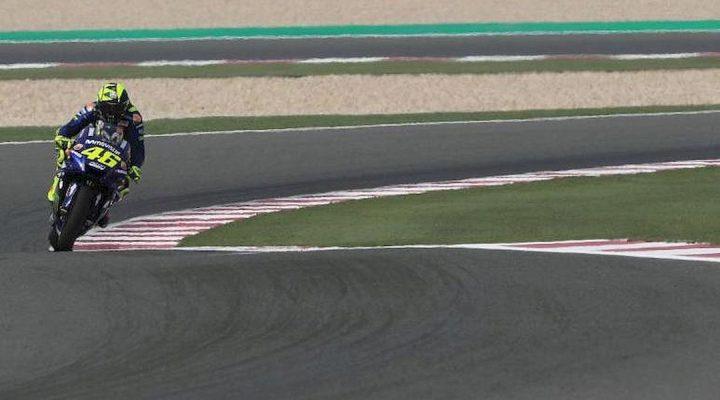 Valentino Rossi Qatar MotoGP 2018