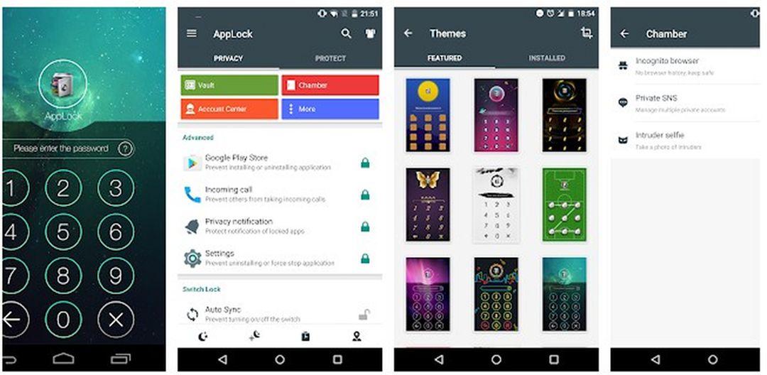 Cara Mengunci Data Pribadi Di Android